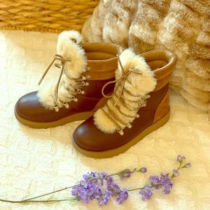 UGG lace up boots! New!